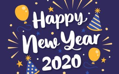 Feliz entrada al 2020